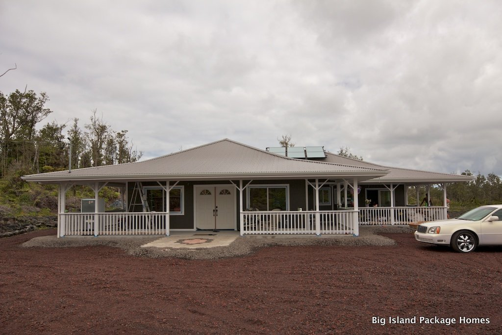 exceptional package homes hawaii #10: photo gallery at big island package homes designs and sells on kit homes  hawaii